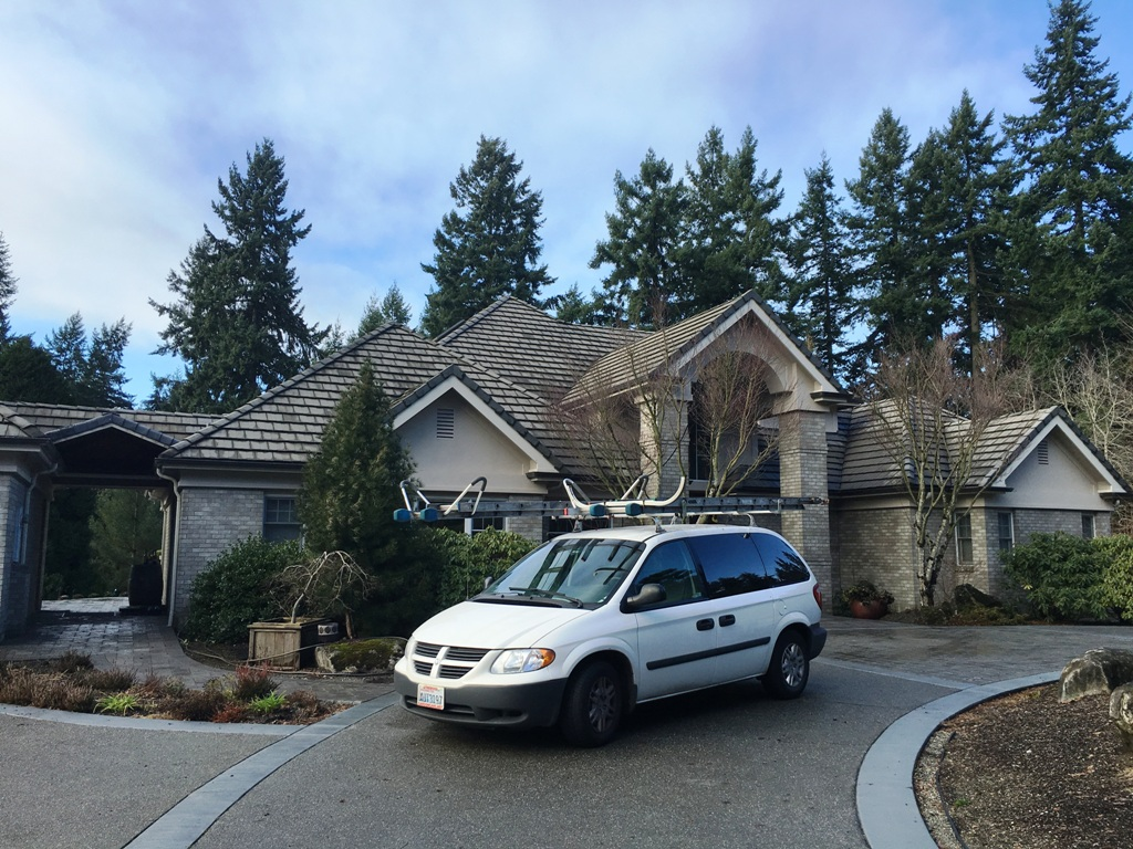 Renton, Bellevue, Redmond And Eastside, Roof And Window Cleaning, Gutter  Cleaning Service