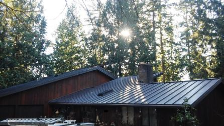 Here Is A Home In Redmond Where We Performed A Roof Cleaning As Well As A  Gutter Cleaning And Moss Treatment. This Roof Cleaning Project Came Out  Remarkably ...