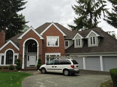 Renton, Bellevue, Redmond And Eastside, Roof And Window Cleaning